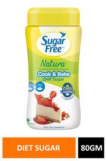 Sugar Free Natura Diet Sugar 80gm