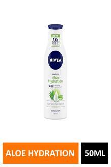 Nivea Body Lotion Aloe Hydration 50ml