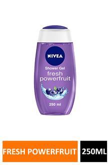 Nivea Care Shower Fresh Powerfruit 250ml