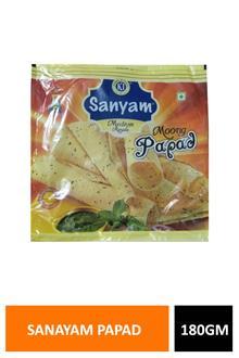 Sanyam Masala Papad 180gm