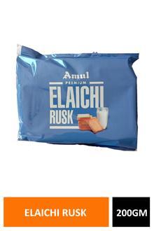 Amul Elaichi Rusk 200gm