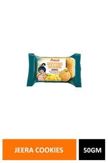 Amul Jeera Cookies 50gm