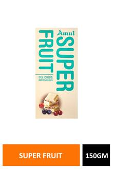 Amul Super Fruit Chocolate 150gm