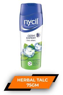 Nycil Cool Herbal Talc 75gm