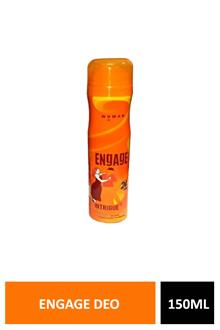 Engage Deo Intrigue 150ml