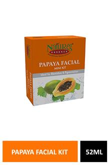 Natures Mini Kit Papaya Facial 52ml