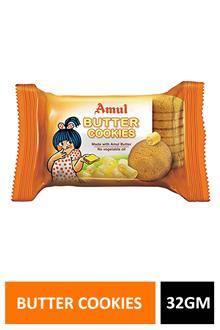 Amul Butter Cookies 32gm