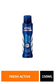 Nivea Men Fresh Active Original Deodorant 150ml