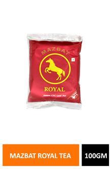 Mazbat Royal Tea 100gm