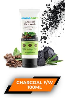 Mamaearth Charcoal Face Wash 100ml