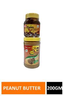 Sundrop Peanut Butteer + Cocoa Nut 200gm