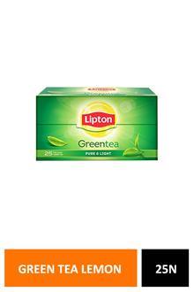Lipton Green Tea Lemon 25n