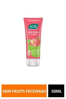Joy Skin Fruit Oil Removal Face Wash 50ml