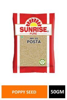 Sunrise Poppy Seeds 50gm