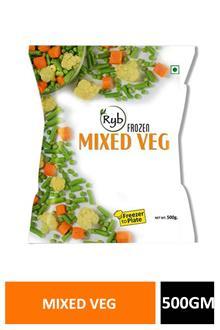 Ryb Mixed Vegetables 500gm