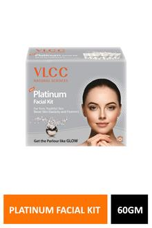 Vlcc Platinum Facial Kit 60gm