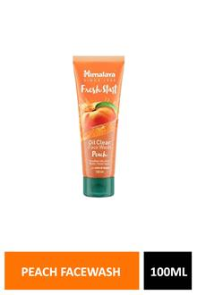 Himalaya Fresh Start Peach F/w 100ml