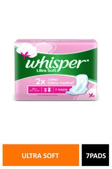 Whisper Ultra Clean Xl+ 7p
