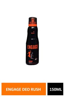 Engage Deo Rush 150ml