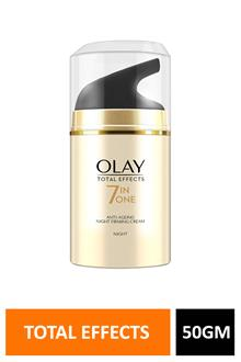 Olay Total Effects 7 In One Night Cream 50gm