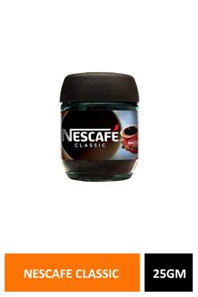 Nescafe Classic 25gm