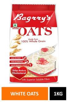 Bagrrys White Oats 1kg