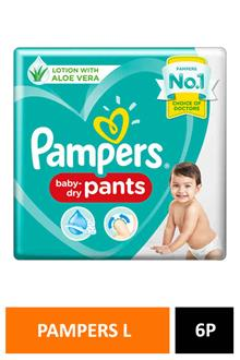 Pampers Pant l6