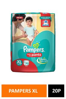 Pampers Xl20 Pants