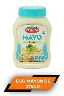 Cremica Egg Mayonnaise 275gm