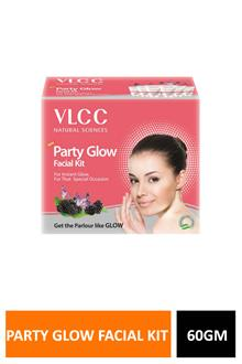 Vlcc Party Glow Facial Kit 60gm