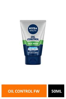 Nivea Men Oil Control F/w 50ml