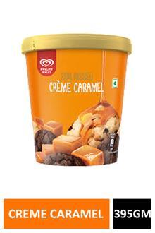 Walls Creme Caramel Cup 395gm