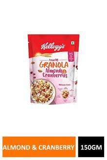 Kelloggs Granola Almond & Cranberry 150gm