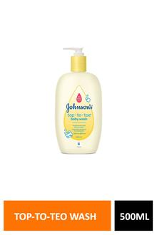 Jb ToP-TO-Toe Wash 500ml