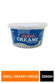 Amul Creami Cheese Spread 200gm