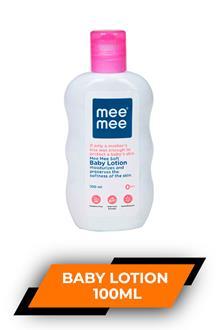 Mee Mee Baby Lotion 100ml
