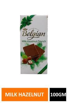Belgian Milk Hazlenut 100gm