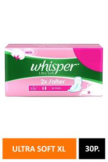 Whisper Ultra Soft Xl30p