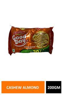 Britania Gd Cashew Almond 200gm