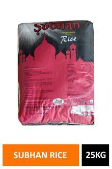 Subhan Rice 25kg