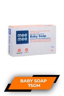 Mee Mee Baby Soap 75gm