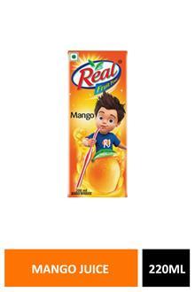 Real Fruit Mango 220ml