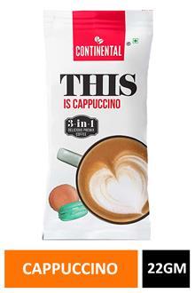 This Cappuccino Premix 22gm