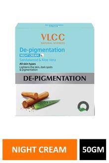 Vlcc DE-Pigmentation Night Cream 50gm
