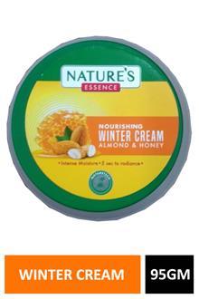 Natures Almond & Honey Cream 95gm