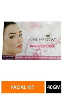 Lotus White Glow Facial Kit 40gm
