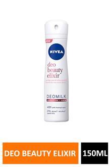 Nivea Deo Milk Beauty Elixir 150ml