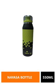 Nayasa Twist & Sip S.s Bottle 550ml