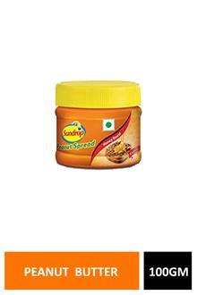 Sundrop Peanut Butter Crunchy 100gm