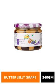 Sundrop Peanut Butter Jelly Grape 340gm